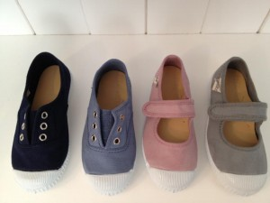 Schuhe Canvas
